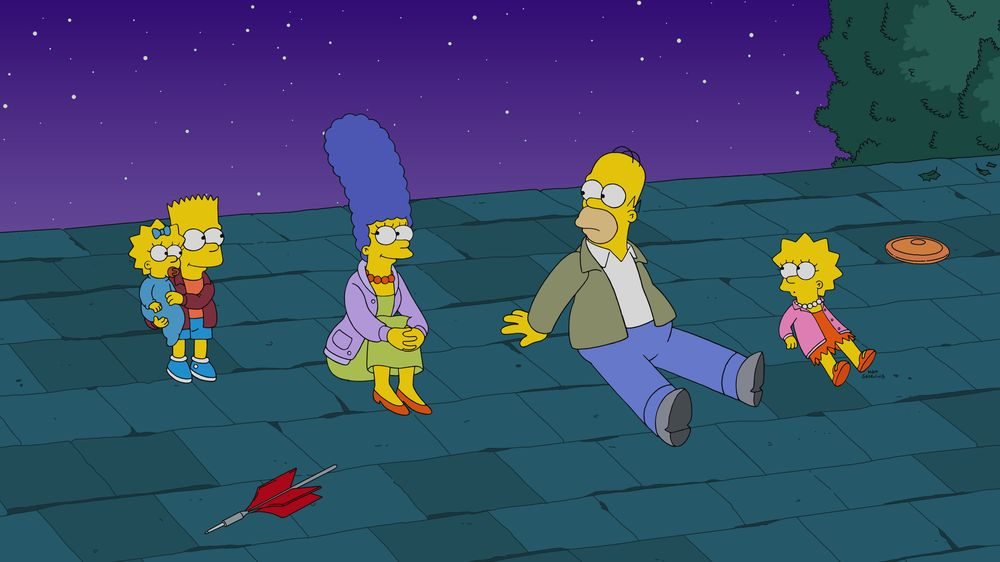 "Los Simpson - Temporada 32 - ""Sorry Not Sorry"""