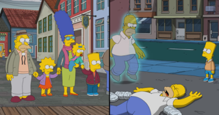 Neox termina hoy la temporada 29 de Los Simpson en España con «Throw Grampa From The Dane» y «Flanders' Ladder»