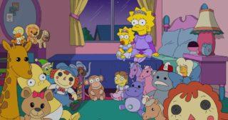 Estreno de Los Simpson en Norteamérica: «A Springfield Summer Christmas For Christmas» (32x10)