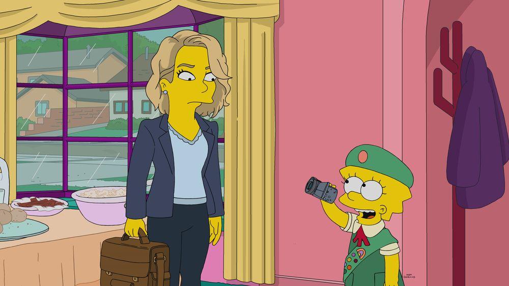 Los Simpson - Temporada 32 - Un Verano Navideño En Springfield