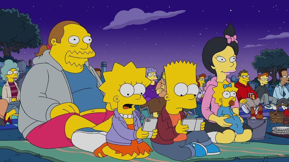 Los Simpson - Temporada 32 - Instinto Paternal Bajo Mínimos