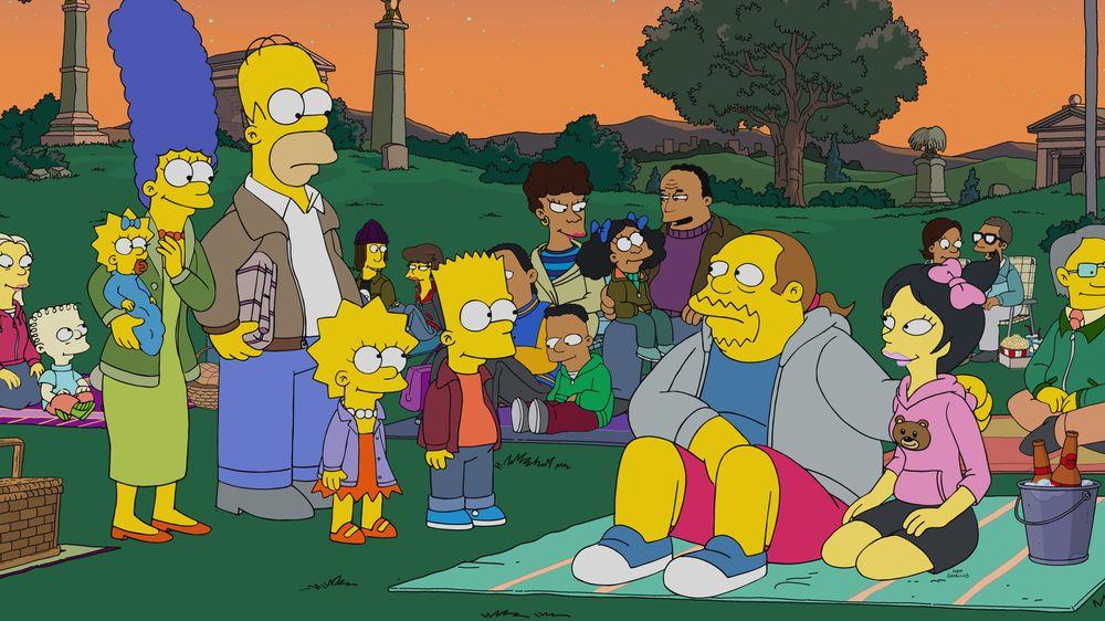 """Los Simpson - Temporada 32 - """"The Dad-Feelings Limited"""""""