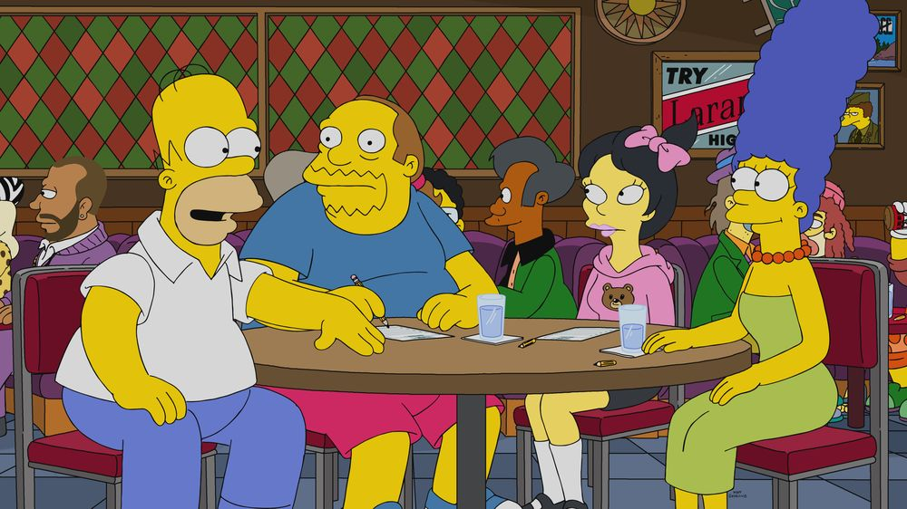 "Los Simpson - Temporada 32 - ""The Dad-feelings Limited"""