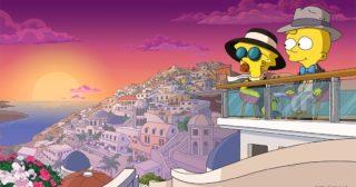 La historia tras el corto secreto de Los Simpson para cine