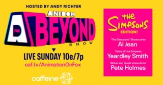 Al Jean, Yeardley Smith y Pete Holmes estarán en ANIDOM Beyond