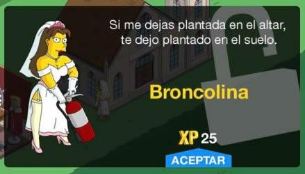 Los Simpson: Springfield - Broncolina