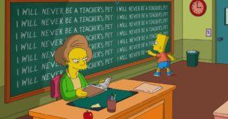 Estreno de Los Simpson en Norteamérica: El accidentado «Diary Queen» (32x12)