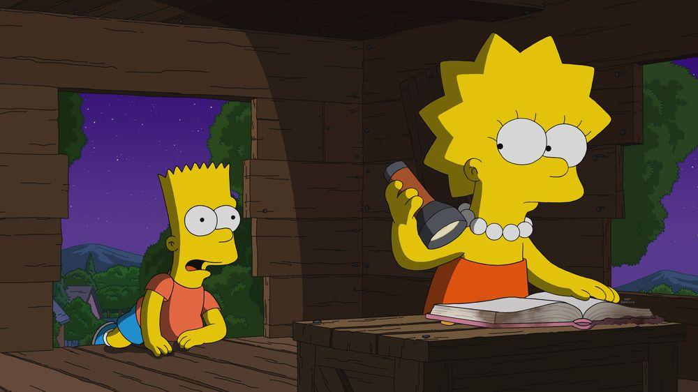 """Los Simpson - Temporada 32 - """"Diary Queen"""""""