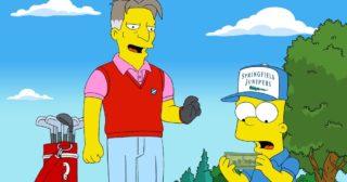 Estreno de Los Simpson en Norteamérica: «Wad Goals» (32x13)