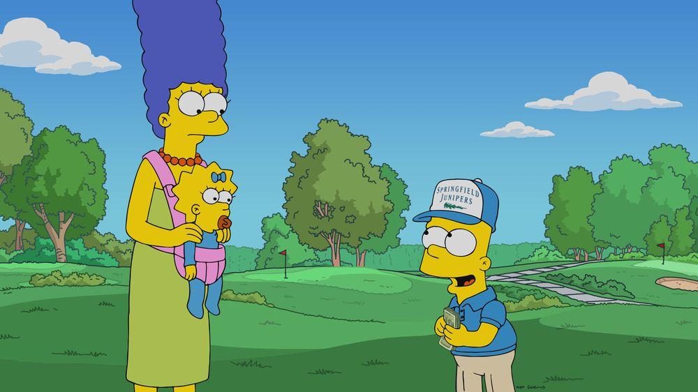 """Los Simpson - Temporada 32 - """"Wad Goals"""""""