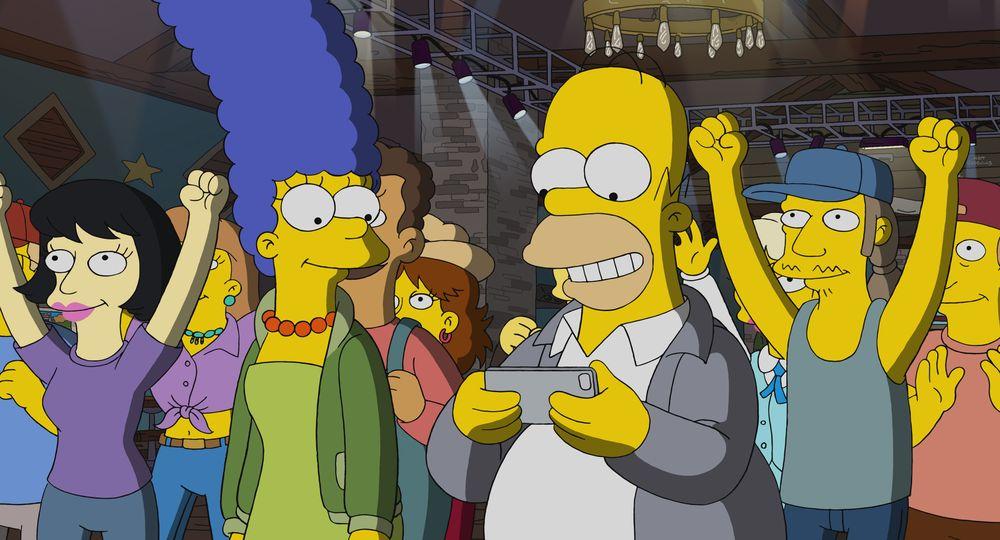 """Los Simpson - Temporada 32 - """"Yokel Hero"""""""