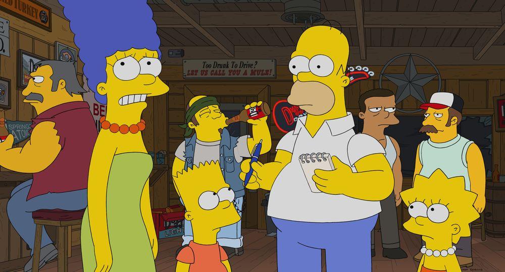 Los Simpson - Temporada 32 - El Cantante Paleto