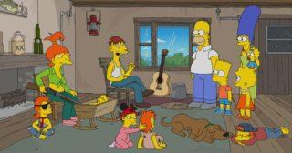 Estreno de Los Simpson en Norteamérica: «Yokel Hero» (32x14)