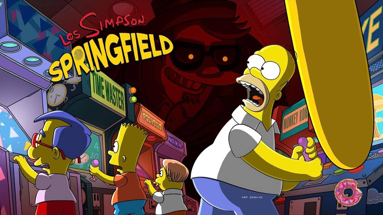 Los Simpson: Springfield - Juego De Juegos: Segunda Parte