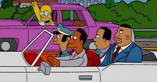 La versión original de Los Simpson dejará de usar a actores blancos para interpretar a personajes de otras razas
