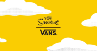 Ya disponible la colección de ropa The Simpsons x Vans