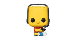 Anunciada una Funko Pop! de Gamer Bart, exclusiva de GameStop