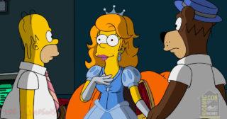 Detalles del panel de Los Simpson en la Comic-Con@Home 2020