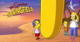 Nuevo evento en Los Simpson: Springfield - Los Van Houten