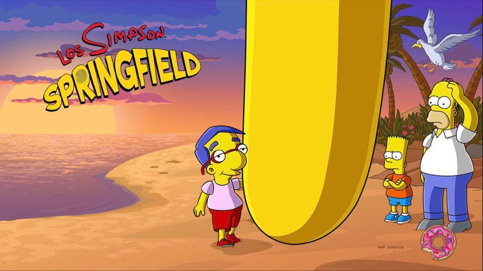 Los Simpson: Springfield - Los Van Houten