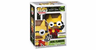 Anunciada una Funko Pop! de Flanders Demonio que brilla en la oscuridad, exclusiva de Amazon