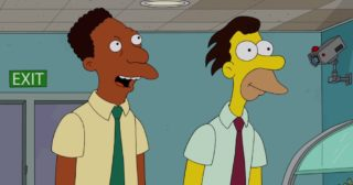 Alex Désert debuta como la nueva voz de Carl en Los Simpson