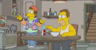 Estreno de Los Simpson en España: «¿Sueñan Los Robots Pizzeros Con Guitarras Eléctricas?» (32x15)