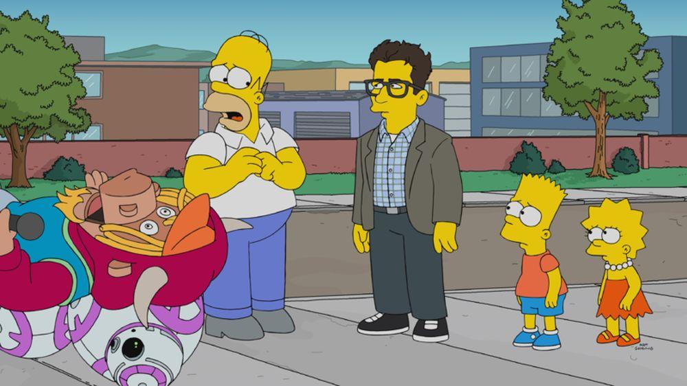 Los Simpson - Temporada 32 - ¿Sueñan Los Robots Pizzeros Con Guitarras Eléctricas?