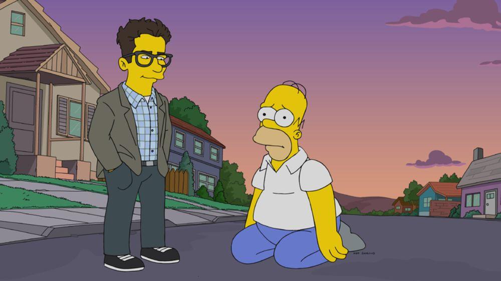 "Los Simpson - Temporada 32 - ""Do PizzaBots Dream Of Electric Guitars?"""