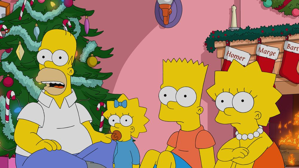 Los Simpson - Episodio 700 - Temporada 32 - Manger Things