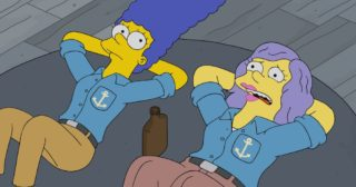 Estreno de Los Simpson en España: «Mujeres En Bruto» (32x17)