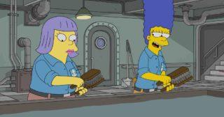 Estreno de Los Simpson en Norteamérica: «Uncut Femmes» (32x17)