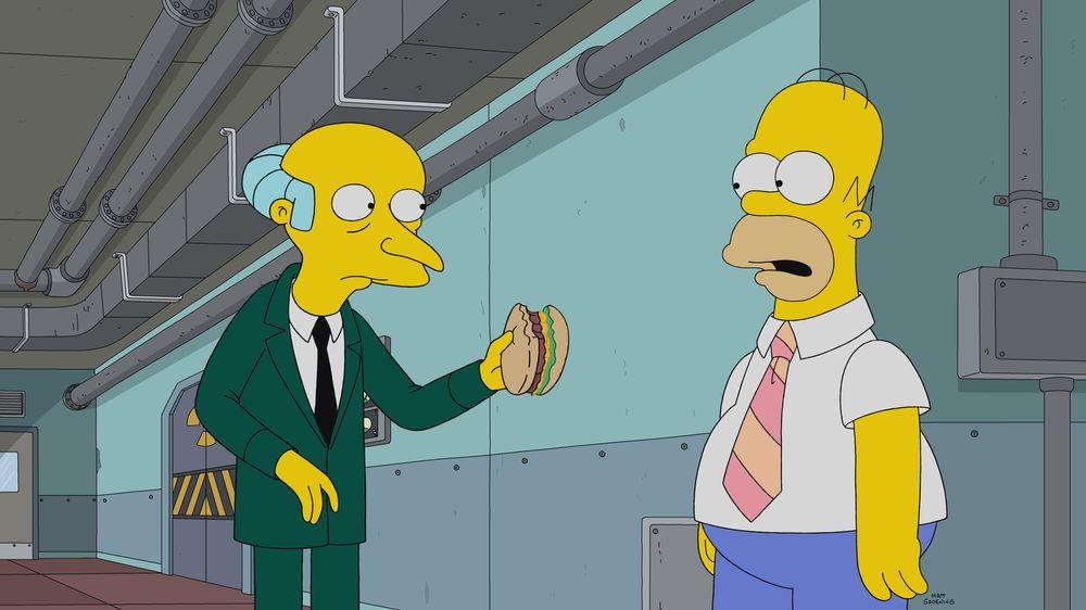 Los Simpson - Temporada 32 - Burger Kings
