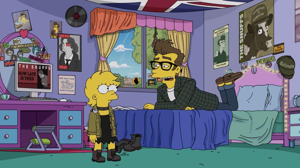 "Los Simpson - Temporada 32 - ""Panic On The Streets Of Springfield"""