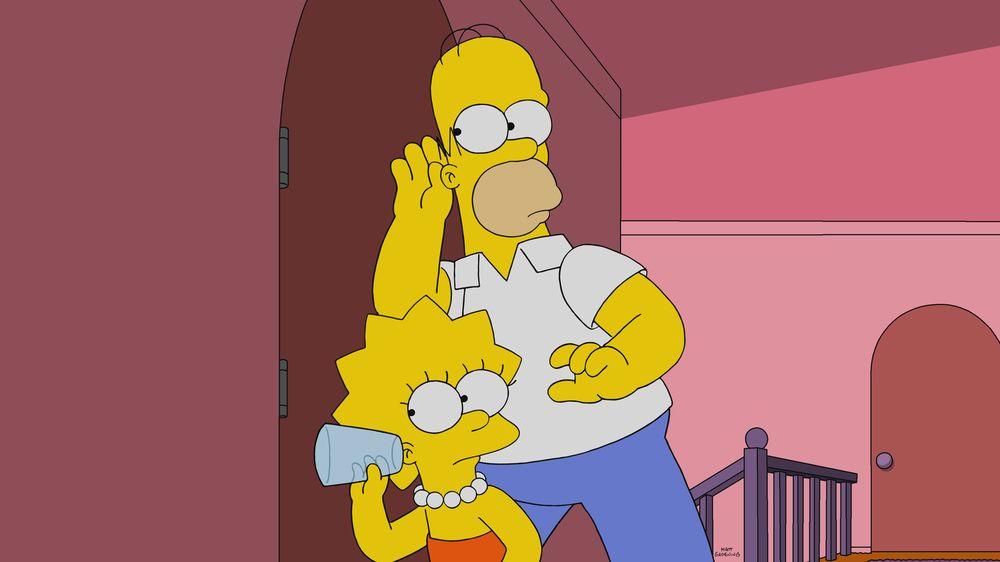 Los Simpson - Temporada 32 - Operación G.R.A.M.P.A.