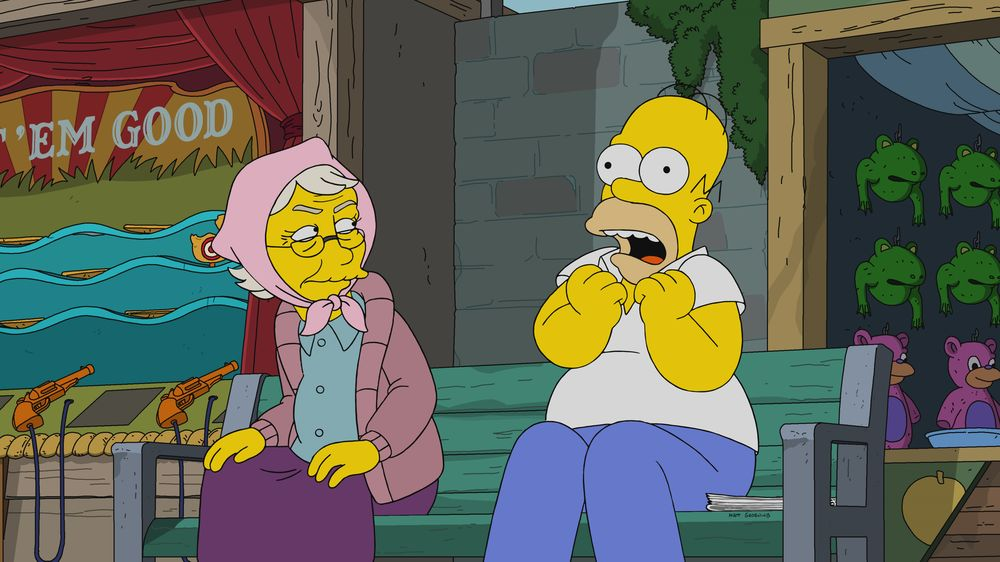 """Los Simpson - Temporada 32 - """"The Man From G.R.A.M.P.A."""""""