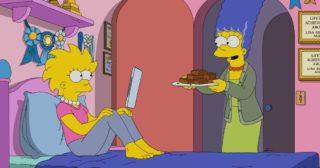 Estreno de Los Simpson en Norteamérica: «Mother And Child Reunion» (32x20)