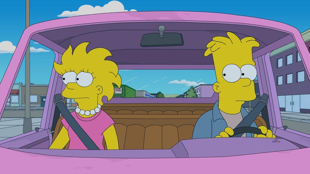 "Los Simpson - Temporada 32 - ""Mother And Child Reunion"""