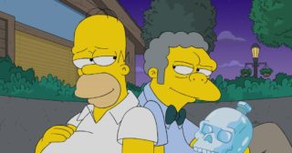 Termina la temporada 32 de Los Simpson en Norteamérica con «The Last Barfighter» (32x22)