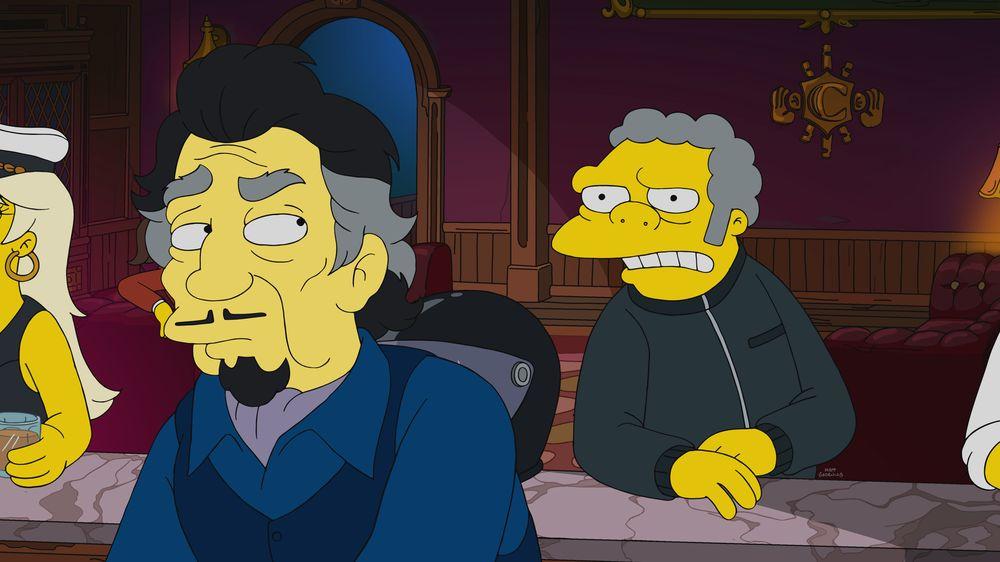"""Los Simpson - Temporada 32 - """"El Último Combartiente"""""""