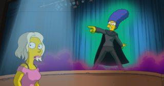 Comienza la temporada 33 de Los Simpson en Norteamérica con «The Star Of The Backstage»