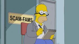 Bart's In Jail!