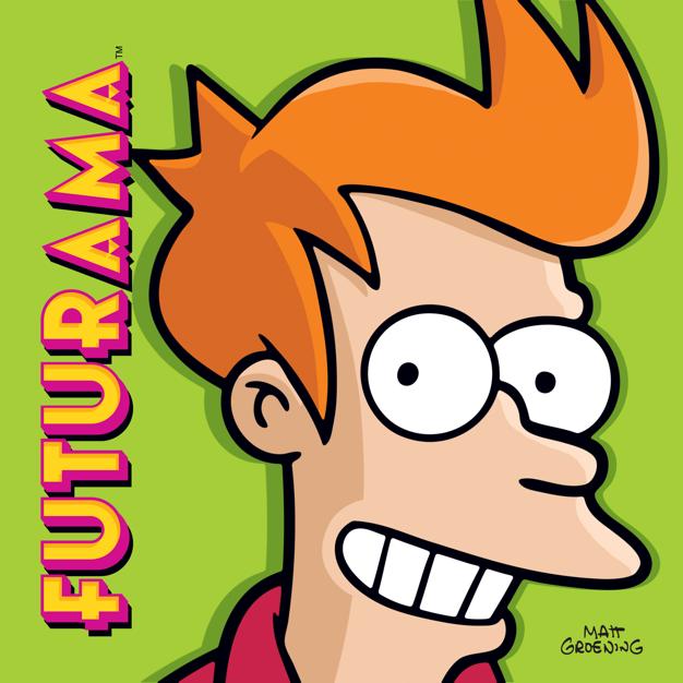 Futurama - Temporada 1