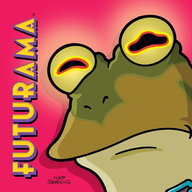 Temporada 10 de Futurama