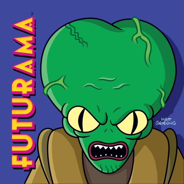 Temporada 2 de Futurama