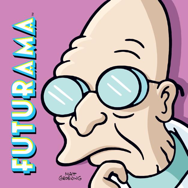 Temporada 3 de Futurama