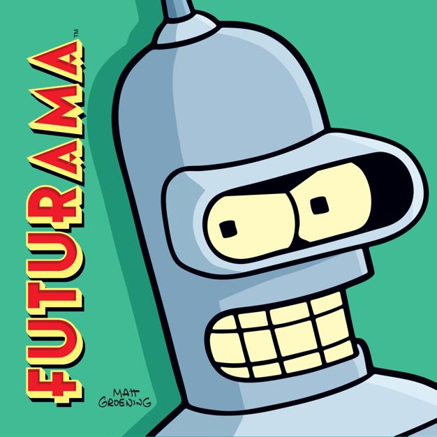 Temporada 7 de Futurama