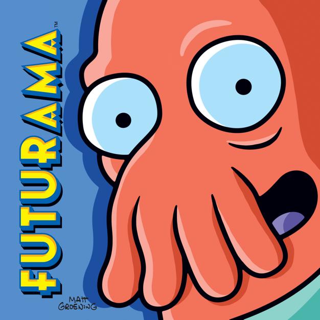 Temporada 9 de Futurama