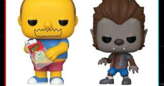 Dos nuevas Funko Pop! de Los Simpson, exclusivas de La Comic Con de Nueva York