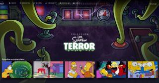 Los Simpson y Futurama, en el especial de Halloween de Disney+